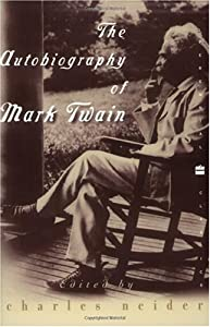 "Cover of ""The Autobiography of Mark Twain..."