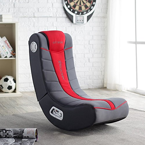 gaming chair with speakers acrylic dining chairs nz x rocker 51491 extreme iii 2.0 audio system - coconuas239