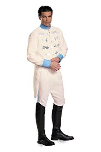 Cinderella Live Action Movie Prince Charming Costumes
