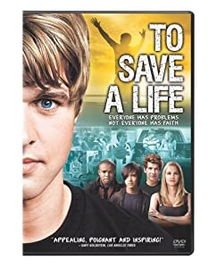 """Cover of """"To Save a Life"""""""