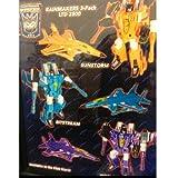 Rainmakers Transformers トランスフォーマー Botcon 2013 Exclusive Souvenir Bagged Set フィギュア 人形 おもちゃ (並行輸入)