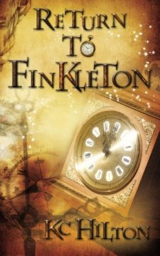 Return to Finkleton by K.C. Hilton| wearewordnerds.com