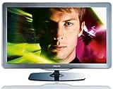 Philips 32PFL6605H/12 81,3 cm (32 Zoll) LED-Backlight-Fernseher (Full-HD, 100Hz, DVB-T/-C) silber/schwarz
