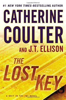 The Lost Key (A Brit in the FBI) by Catherine Coulter| wearewordnerds.com