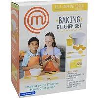 Amazon.com: MasterChef Junior Baking Kitchen Set: Toys & Games