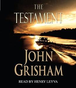 "Cover of ""The Testament (John Grisham)"""