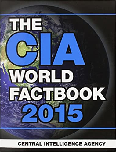 book cover for World Factbook
