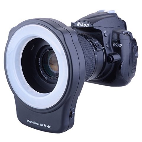 Bestlight-60PCS-LED-36W-Energy-Saving-LED-Macro-Ring-Light-Flash-Light-with-5600K-Color-Temperature-for-Canon-Nikon-Sony-DSLR-Camera-Lens