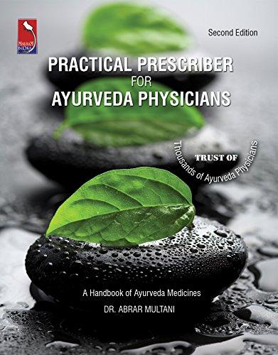 PRACTICAL PRESCRIBER FOR AYURVEDA PHYSICIANS