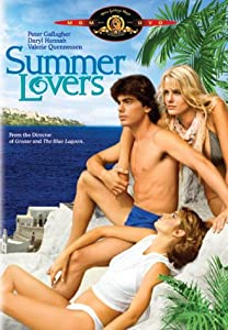 "Cover of ""Summer Lovers (Full Screen Edit..."