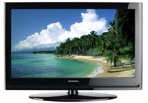 Grundig 32 XLC 3200 BA 80 cm (32 Zoll) LCD-Fernseher, Energieeffizienzklasse C (HD-Ready, HDMI) schwarz glänzend