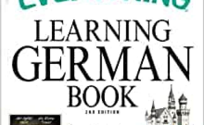 Amazon The Everything Learning German Book Speak Write And Understand Basic German In No