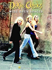 "Cover of ""Dixie Chicks - Wide Open Spaces..."