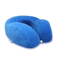 Travel Pillow Foam Therapeutic U Shaped Neck Ergonomic