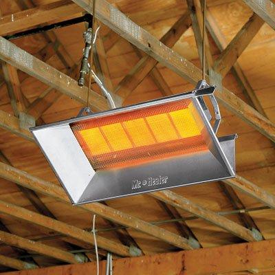 Overhead Gas Heaters Facias