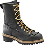 Carolina - Mens - 8 Inch ST Lace to Toe Logger