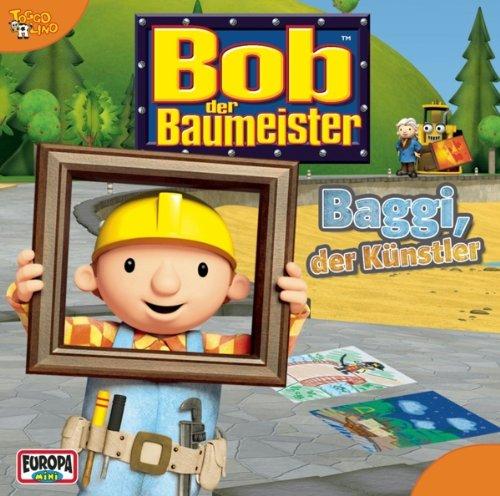 Bob der Baumeister (40) Baggi,der Künstler (Europa)