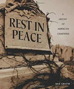 "Cover of ""Rest in Peace: A History of Ame..."