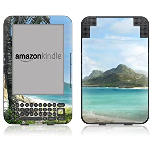 "DecalGirl Kindle Skin (Fits 6"" Display, Latest Generation Kindle) El Paradiso (Matte Finish)"