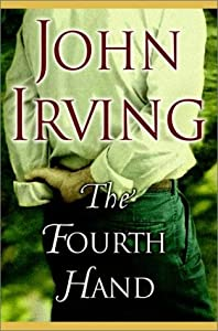 "Cover of ""The Fourth Hand"""