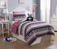 Panda Themed Bedding Sets