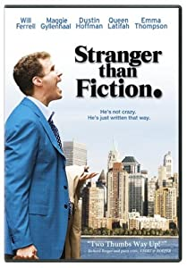 "Cover of ""Stranger Than Fiction"""