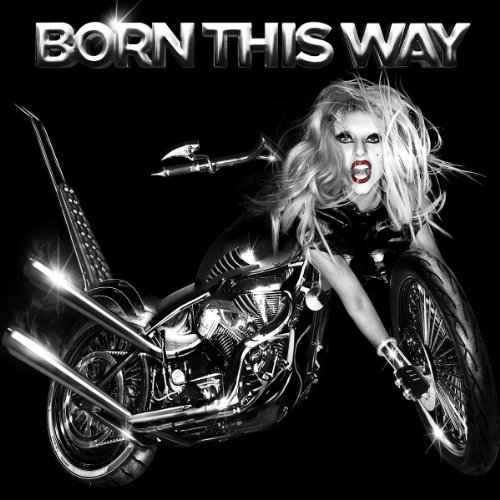 Born This Way (Int'l Version)