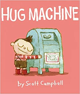 Hug Machine Book Cover