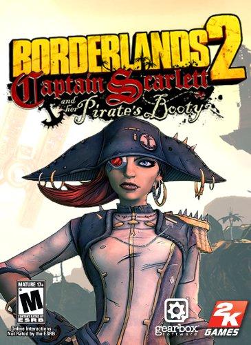 Borderlands 2 - Captain Scarlett and her Pirate's Booty (日本語版) [オンラインコード] [ダウンロード]