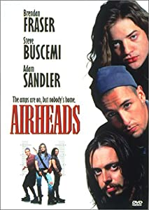 "Cover of ""Airheads"""