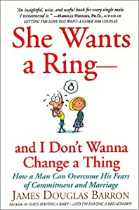 "Cover of ""She Wants a Ring--and I Don't W..."