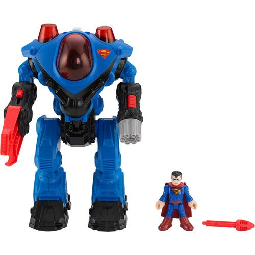 Fisher-Price Imaginext Superman Action Figure Set