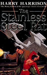 "Cover of ""The Stainless Steel Rat"""