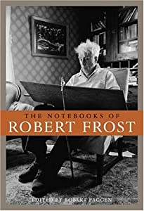 "Cover of ""The Notebooks of Robert Frost"""