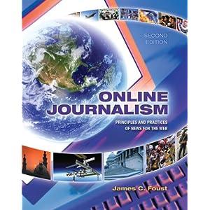 Online Journalism by James C Foust (Foto: ecx.images-amazon.com)
