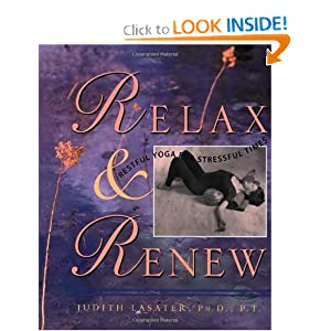 relaxation and stress relief yoga book