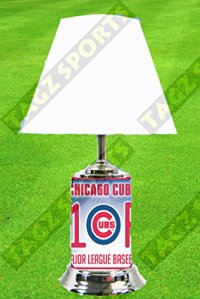 Chicago Cubs Table Lamp, Cubs Table Lamp, Cubs Table Lamps