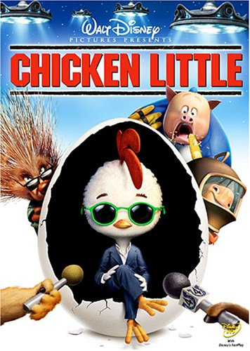 "Cover of ""Chicken Little"""