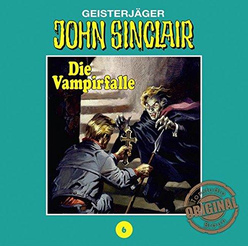 John Sinclair (6) Die Vampirfalle (Teil 3/3) (Jason Dark) Tonstudio Braun / Lübbe Audio 2016