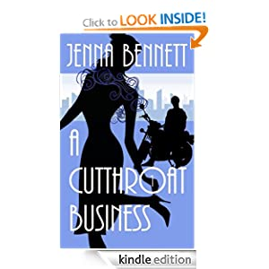 A Cutthroat Business (Savannah Martin Mystery 1)