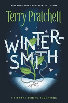 Wintersmith (Tiffany Aching) by Terry Pratchett| wearewordnerds.com