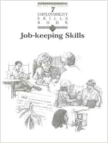 Steck-Vaughn Employability Skill Books: Student Workbook