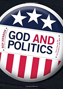 "Cover of ""God and Politics"""