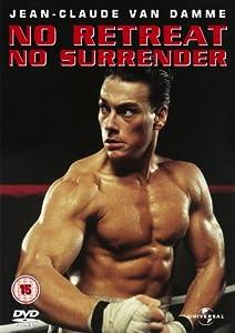 """Cover of """"No Retreat, No Surrender [Regio..."""