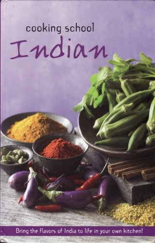 IMage source: http://www.amazon.com/Cooking-School-Indian/dp/B00580F2XM