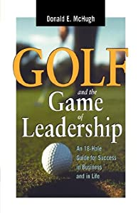 "Cover of ""Golf and the Game of Leadership..."