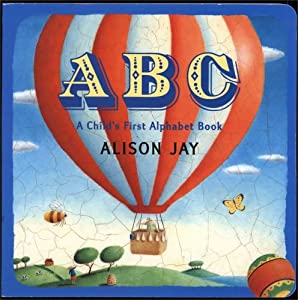 "Cover of ""ABC: A Child's First Alphabet B..."
