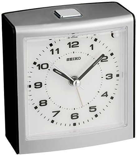 Best Seiko Bedside Alarm Clock For Sale 2016 Giftvacations