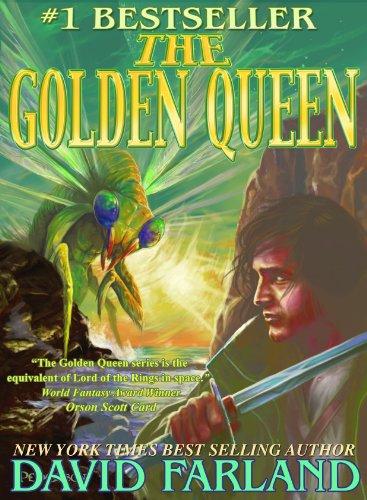 The Golden Queen - Book 1 of the Golden Queen Series