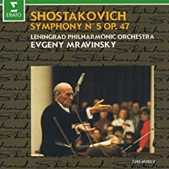 Yevgeny Mravinsky Conducts Shostakovichs 5th